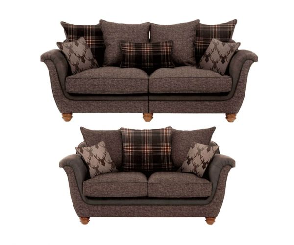 Lebus Camden Fabric 3+2 Sofa Set