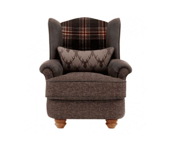 Lebus Camden Fabric Wing Chair