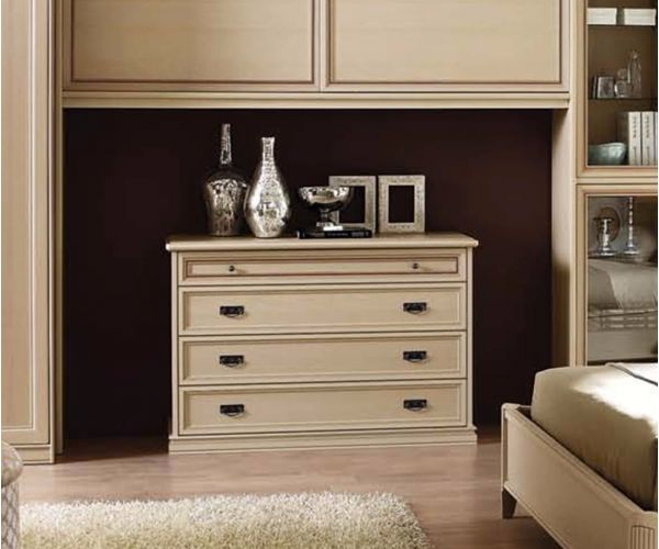 Camel Group Nostalgia Ash Finish Dresser