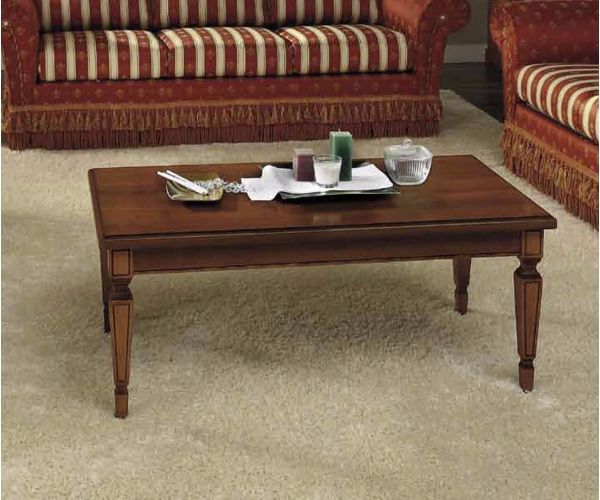 Camel Group Nostalgia Walnut Coffee Table