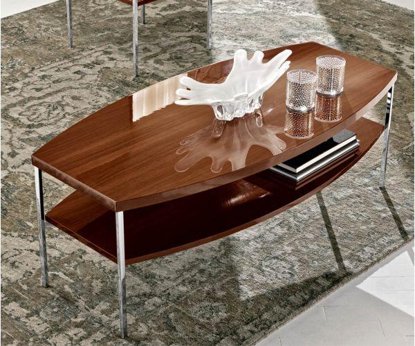 Camel Group Roma Walnut High Gloss Coffee Table
