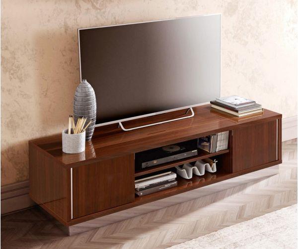 Camel Group Roma Walnut High Gloss TV Cabinet