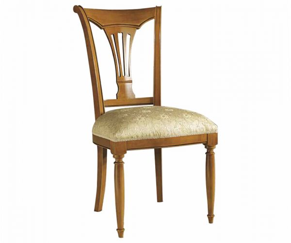 Camel Group Siena Cherry Finish Dining Chair