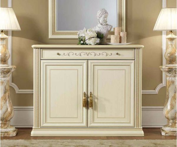 Camel Group Siena Ivory Finish 2 Door Buffet