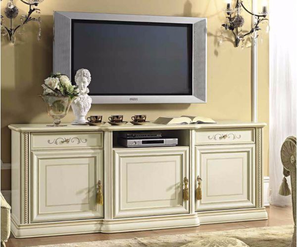 Camel Group Siena Ivory Finish Maxi TV Cabinet