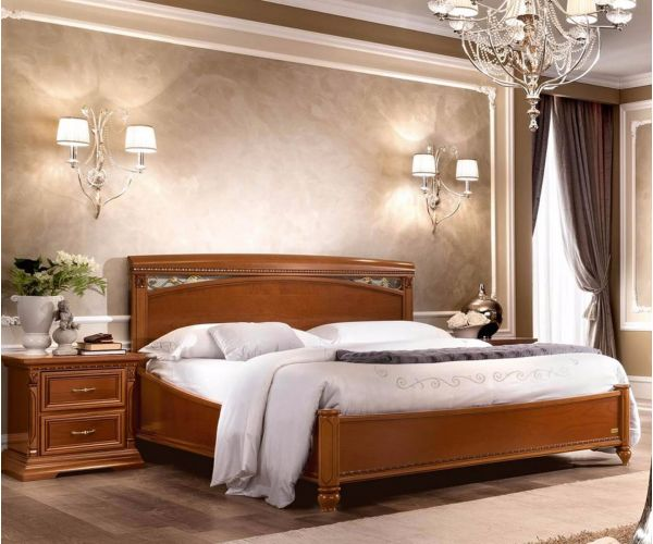 Camel Group Treviso Cherry Finish Bed Frame