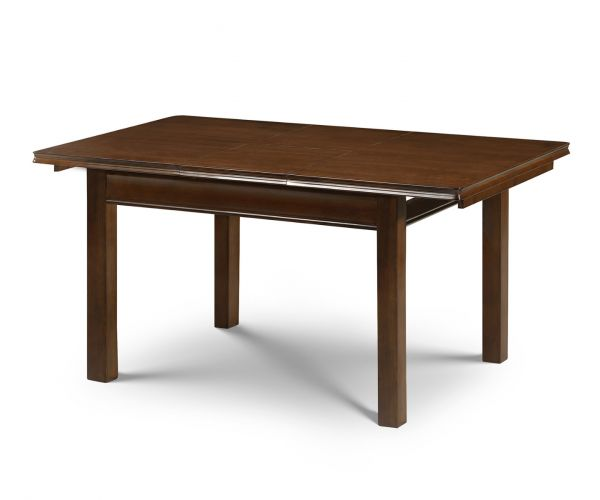 Julian Bowen Canterbury Mahogany Extension Dining Table Only