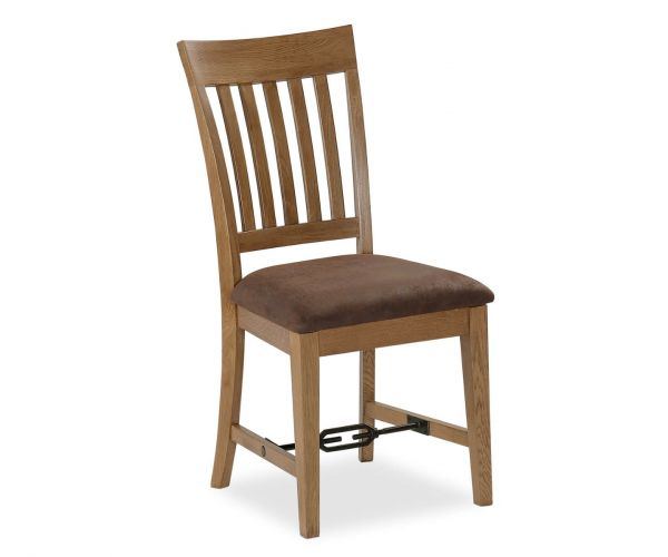 Global Home Chesapeake Slatted Dining Chair in Pair