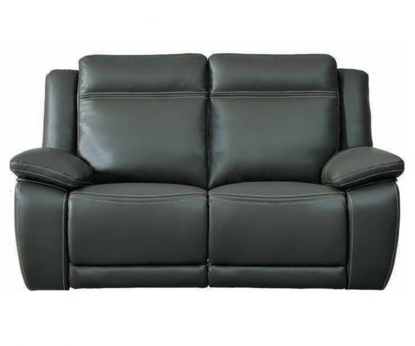 Annaghmore Cheshire Dark Grey 2 Seater Sofa