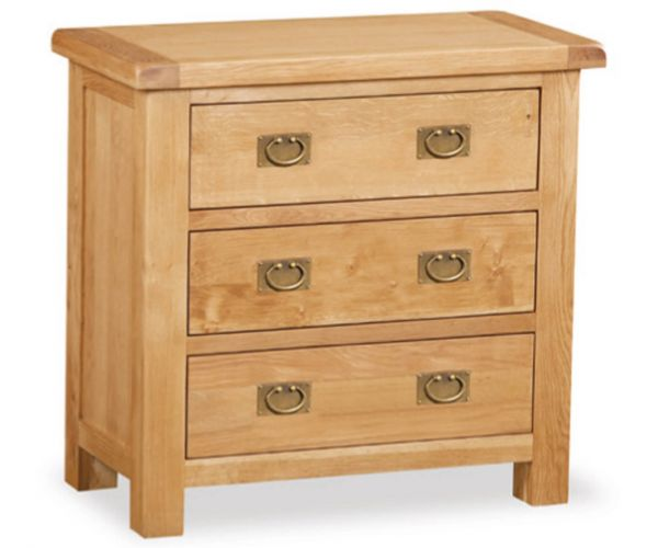 Global Home Salisbury 3 Drawer Chest