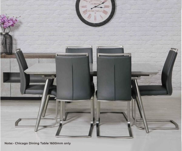 Furniture Line Chicago Dining Table Only