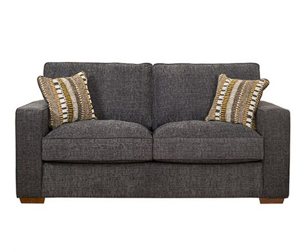 Buoyant Upholstery Chicago Fabric 3 Seater Sofa Bed