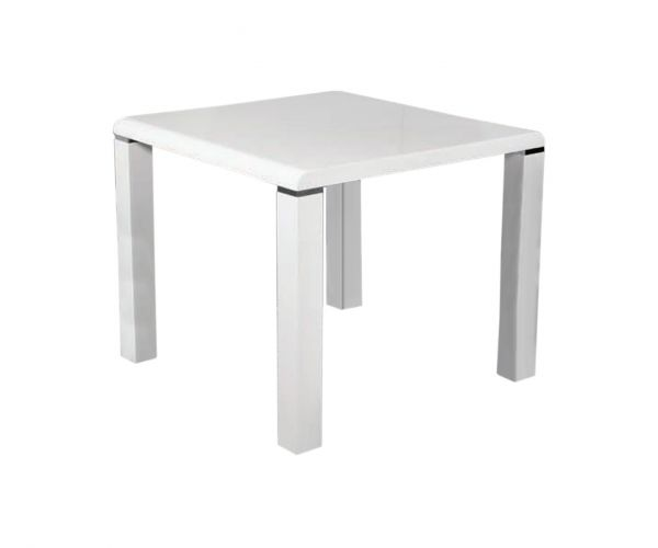 Annaghmore Clarus White Small Dining Table only