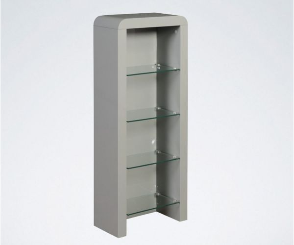 Annaghmore Clarus Grey DVD Storage Unit