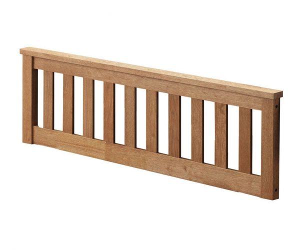 Sweet Dreams Conrad Oak Effect Wooden Headboard