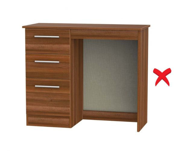 Welcome Furniture Contrast Vanity Unit