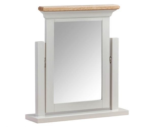 Homestyle GB Cotswold Painted Dressing Table Mirror