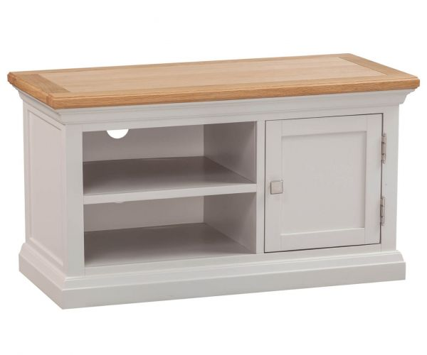 Homestyle GB Cotswold Painted TV Cabinet