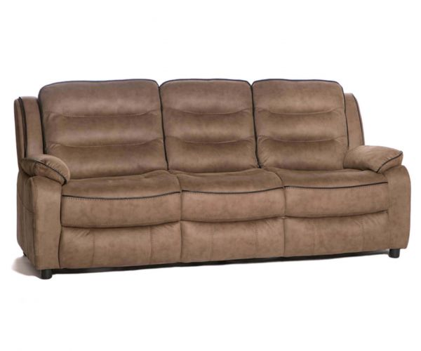 Furniture Line Dakota Fixed 3 Seater Sofa