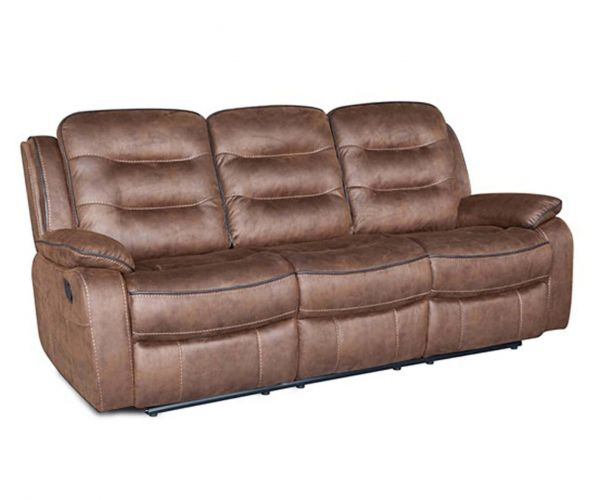 Furniture Line Dakota Recliner 3 Seater Sofa