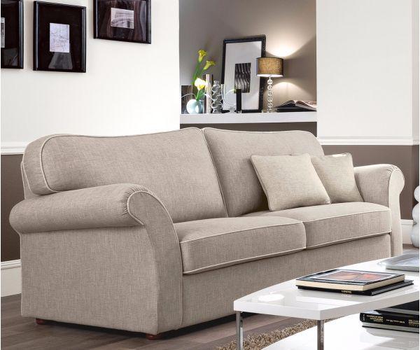 Camel Group Dama Bianca 3 Seater Sofa
