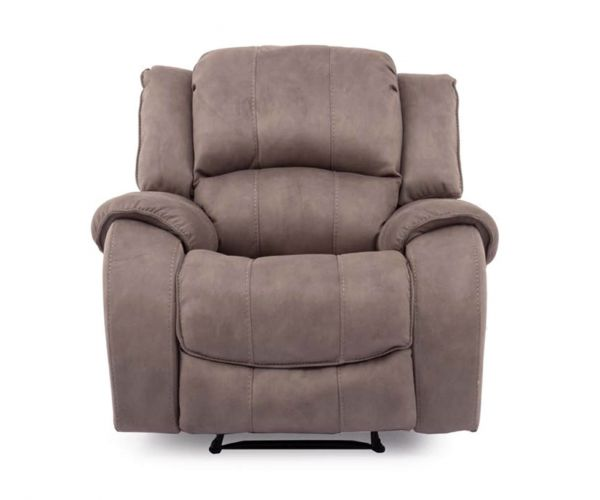 Vida Living Darwin Smoke Electric Recliner Armchair