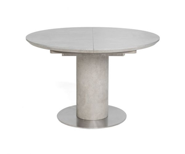 Furniture Line Delta Round Extending Dining Table Only