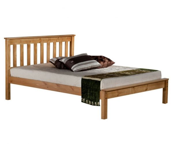 Birlea Furniture Denver Pine Double Bed Frame