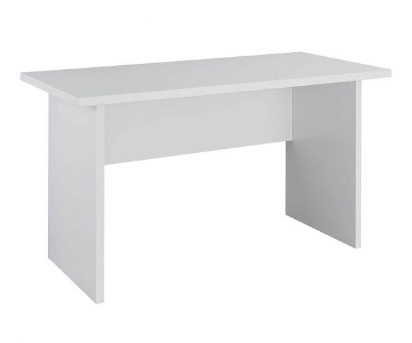 Rauch Blue Metallic Grey Office Desk