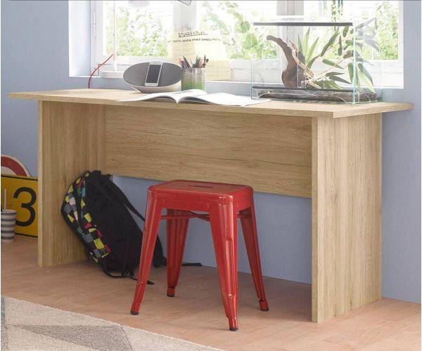 Rauch Blue Sonoma Oak Colour Office Desk