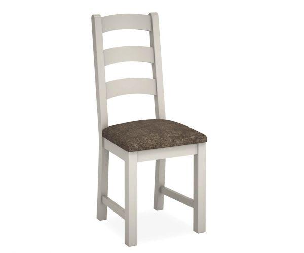 Global Home Devon Ladder Dining Chair in Pair