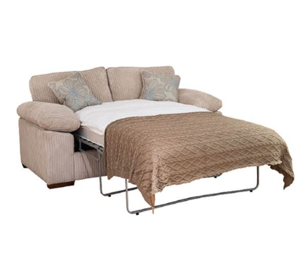 Buoyant Upholstery Dexter Fabric 2 Seater Sofa Bed
