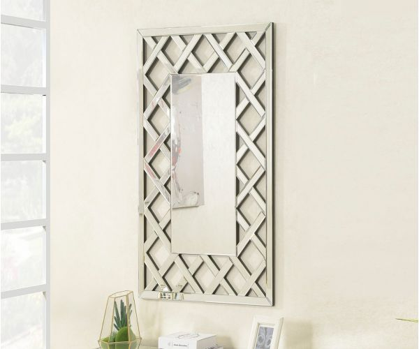Derrys Furniture Pacific Rectangular Mirror