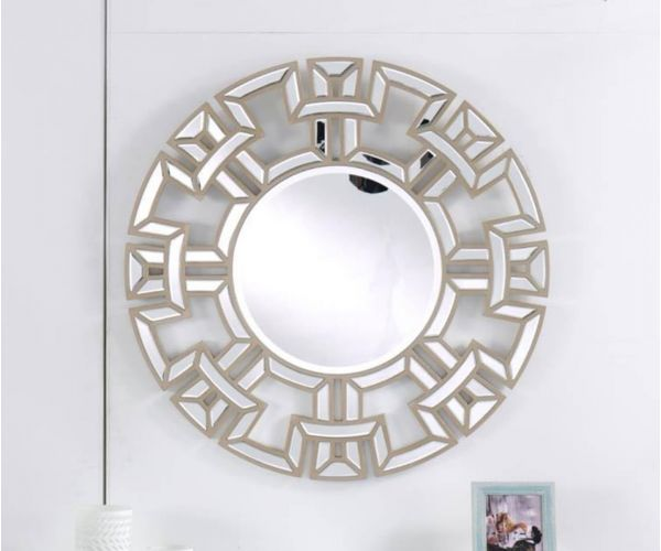 Derrys Furniture Beta Champagne Mirror