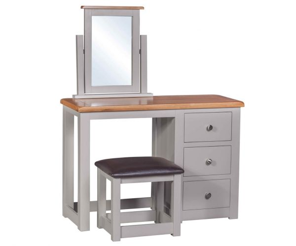 Homestyle GB Diamond Painted Dressing Table and Stool