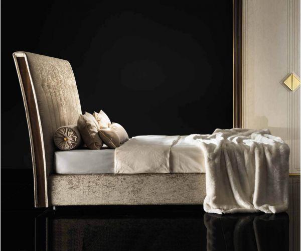 Arredoclassic Diamante Italian Upholstered Bed Frame