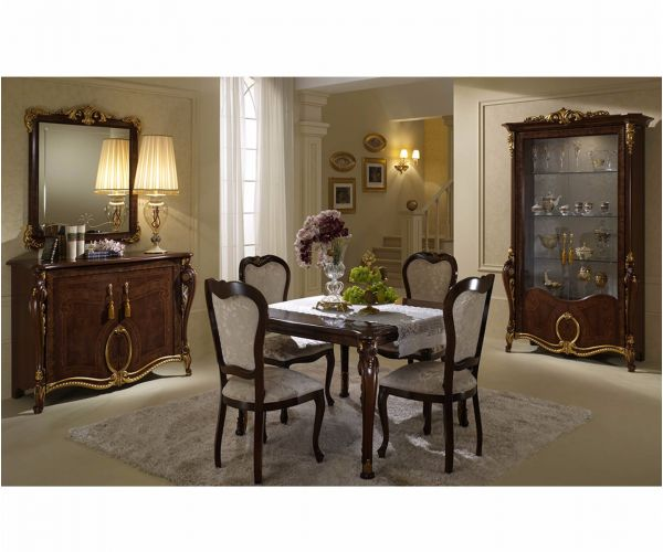 Arredoclassic Donatello Italian Square Extension Dining Table