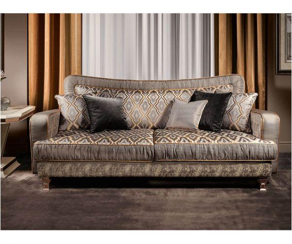 Arredoclassic Dolce Vita Italian 3 Seater Sofa