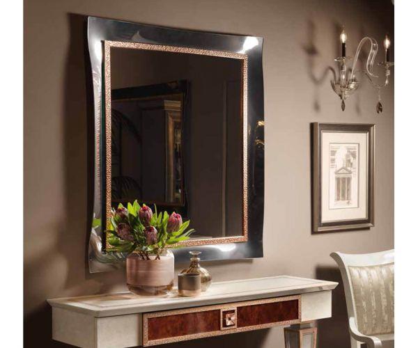 Arredoclassic Dolce Vita Italian Rectangular Small Mirror