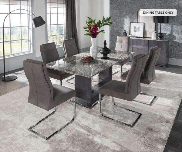 Vida Living Donatella 180cm Dining Table Only