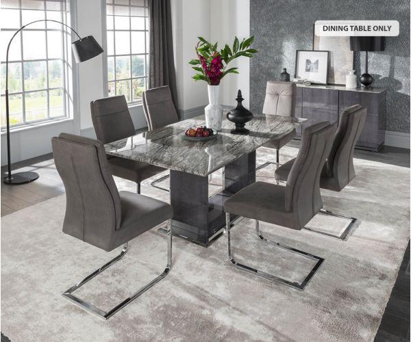 Vida Living Donatella 220cm Dining Table Only