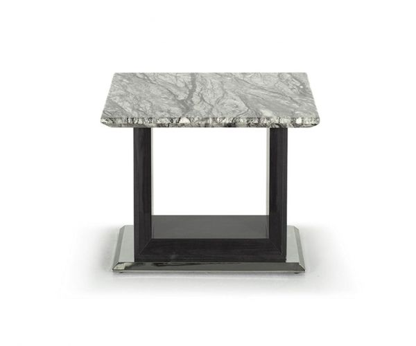Vida Living Donatella Marble Lamp Table