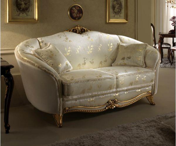 Arredoclassic Donatello Italian 2 Seater Sofa