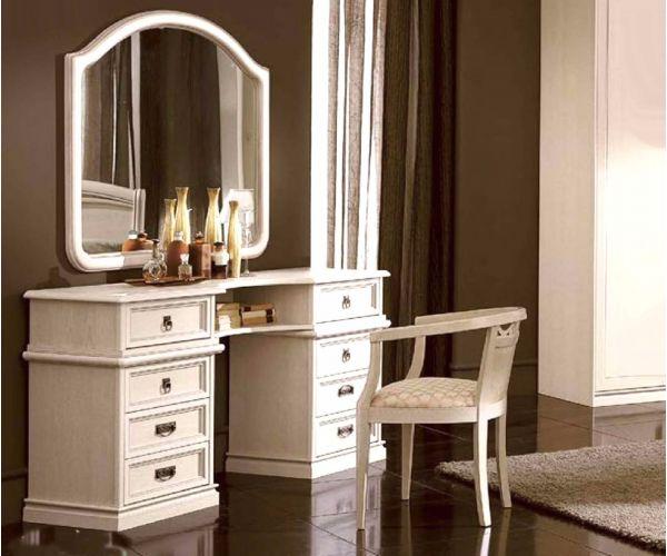 Camel Group Nostalgia Ash Finish Vanity Dresser