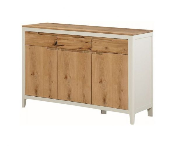 Annaghmore Dunmore Painted 3 Door Sideboard