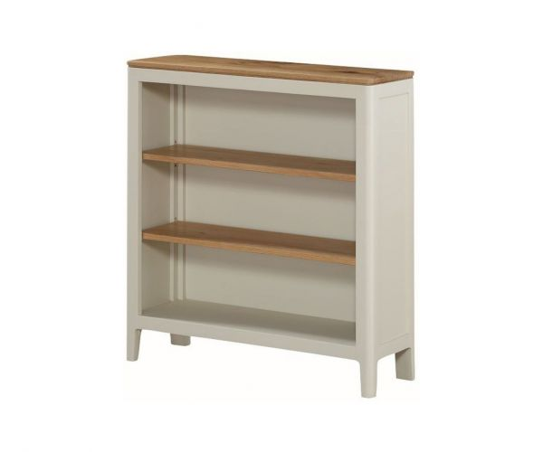 Annaghmore Dunmore Painted Low Bookcase