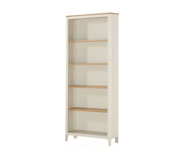Annaghmore Dunmore Painted Tall Bookcase