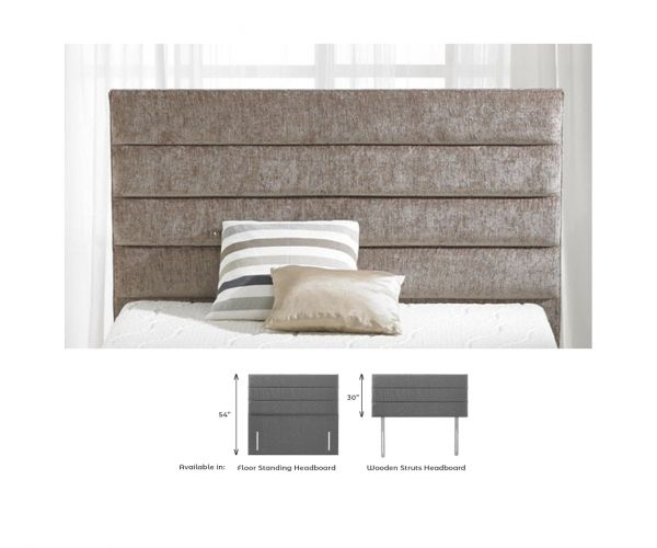 Dura Beds Venice Fabric Headboard