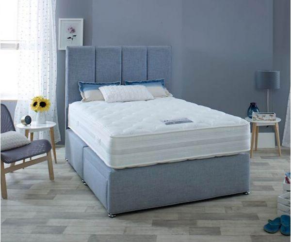 Dura Beds Climate Control 1000 Pocket Divan Bed Set