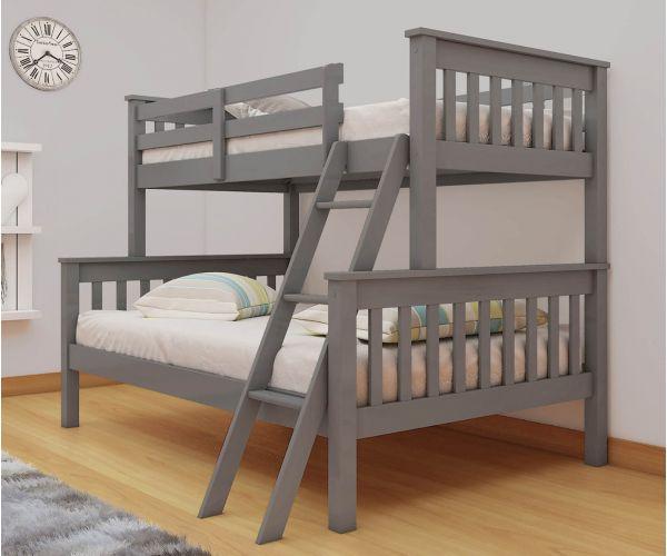 Vida Living Dux Grey Finish Bunk Bed